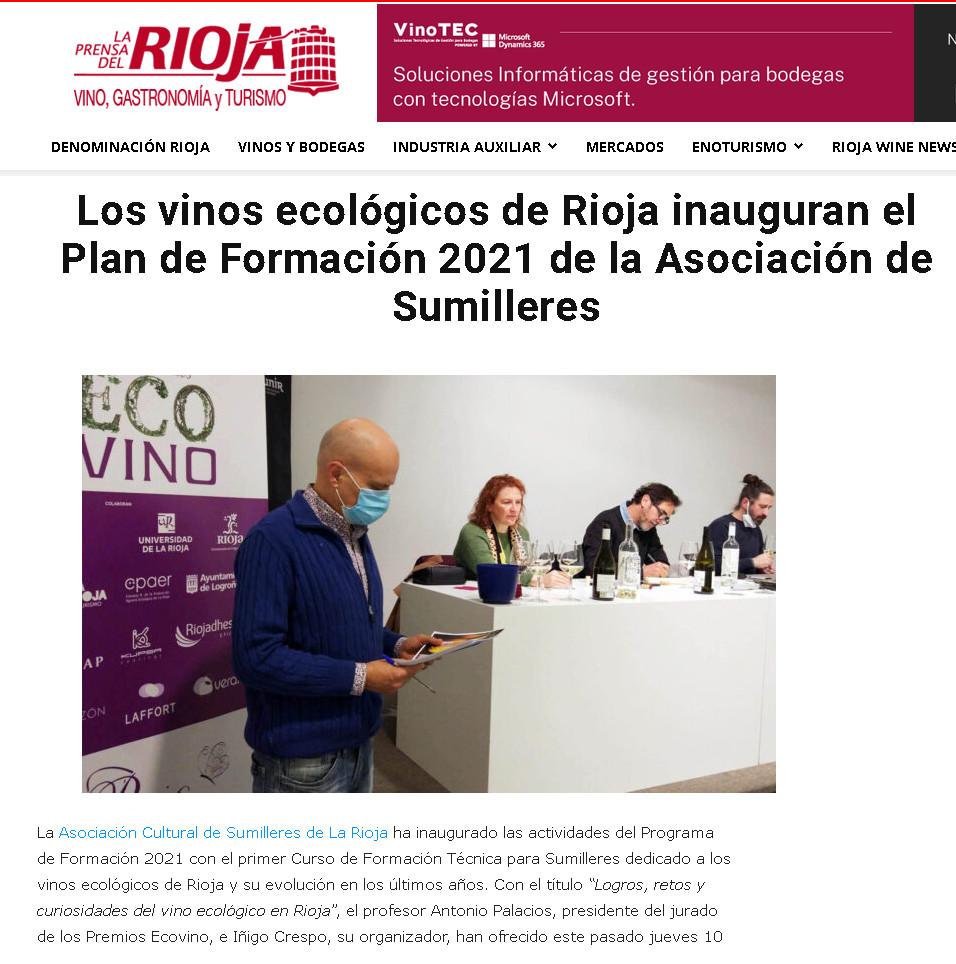 Noticia La Prensa del Rioja