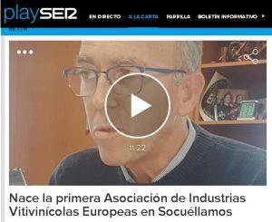 Entrevista CadenaSER
