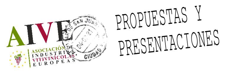 Propuestas y Presentaciones